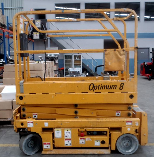 Haulotte Optimum 8.1 Scissor Lift