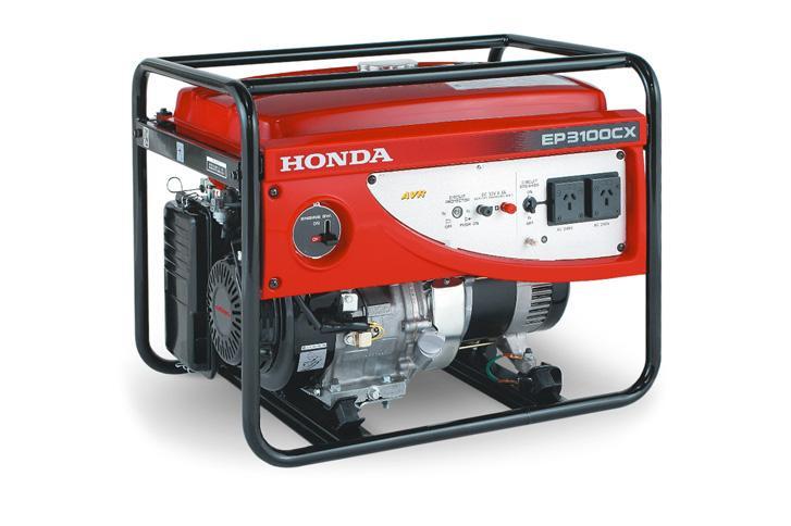 hONDA EP3100